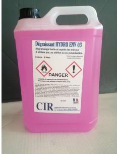 Désincrustant Acide pour nettoyage beton en 5 Litres