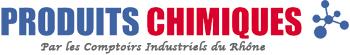 Produits chimiques par les Comptoirs Industriels du Rhône